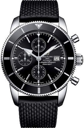 Breitling A1331212/BF78.267S Superocean Héritage Chronographe stainless steel and ceramic watch