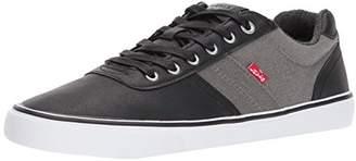 Levi's Men's Miles Cacti/Denim Sneaker