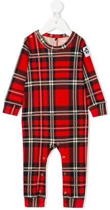 Mini Rodini check jumpsuit