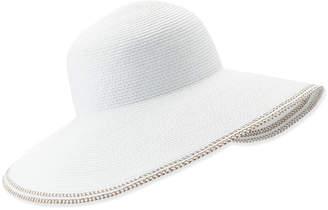 Eric Javits Bella Woven Floppy Sun Hat