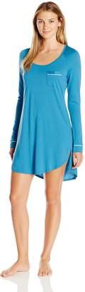 Cosabella Women's Bella Long Sleve Sleep Dress Pj