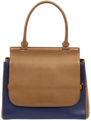 The Row Khaki Leather Handbags