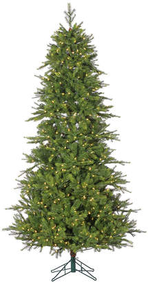 Sterling Tree Company 7.5Ft Pre-Lit Shasta Pine Tree