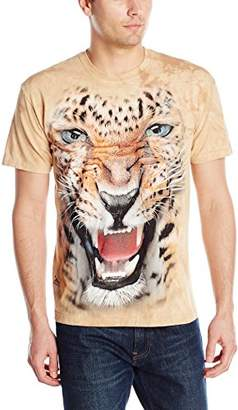 The Mountain Men's Angry Leopard