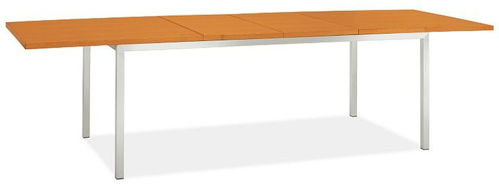 Portica 72X36 Extension Table with Cherry Veneer Top