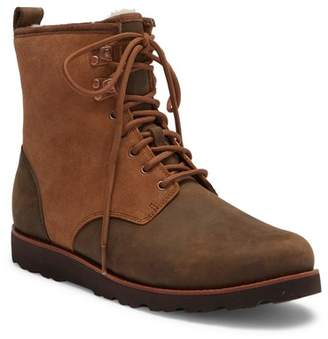 UGG Hannen Plain Toe Genuine Shearling Waterproof Boot