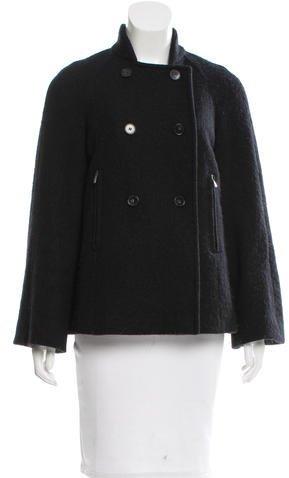 Max MaraMaxMara Alpaca Blend Short Coat