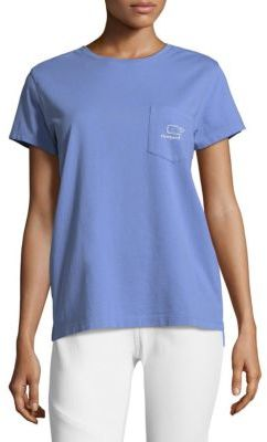 Vineyard Vines Short Sleeve Pocket Tee $45 thestylecure.com