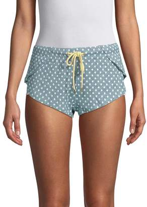 Honeydew Intimates Women's Ribbed Mini Shorts