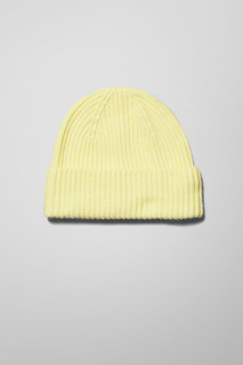 Weekday Place Knit Beanie - Green