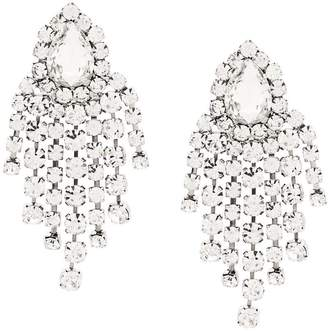 Alessandra Rich large drop earrings