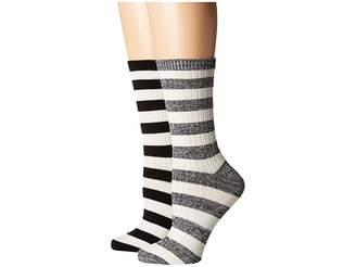 Steve Madden 2-Pack Boot Socks
