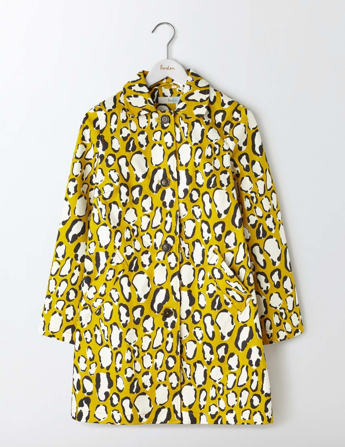 How to make leopard print look cool for Boden yellow bag