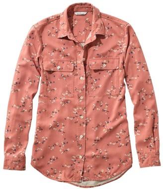 a44d5600be7dd L.L. Bean L.L.Bean Women s Signature Utility Shirt