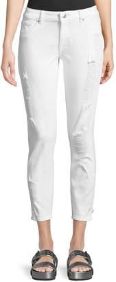 DL1961 Premium Denim Davis Skinny Boyfriend Jeans, Voyager