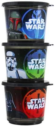 Star Wars Jb Disney Home Episode VIII The Last Jedi 3-pc. Snack Set