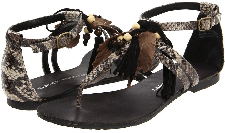 Chinese Laundry Ginger Snap (Black Multi) - Footwear