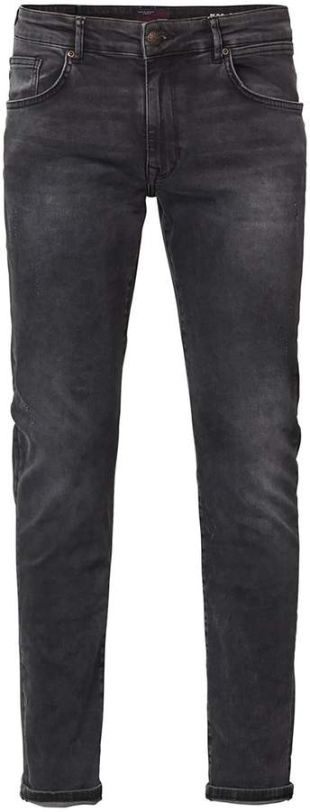 Petrol Industries Jeans mit Slimcut - grau