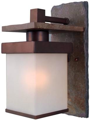 Kenroy Home Boulder 1-Light Wall Lantern - Outdoor
