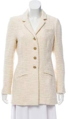 Chanel Paris-Bombay Tweed Blazer