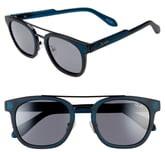 Quay Coolin 51mm Polarized Sunglasses