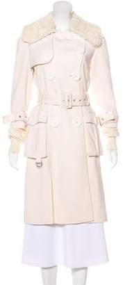 Christian Dior Knee-Length Coat