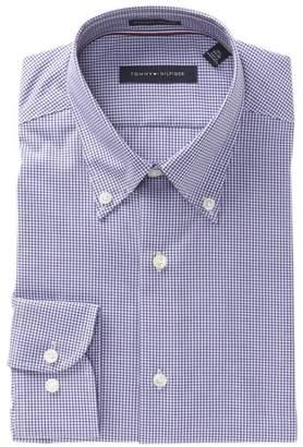 Tommy Hilfiger Check Regular Fit Dress Shirt