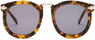 Karen Walker Super Lunar Tortoise Sunglasses