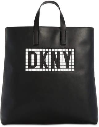 DKNY Tilly Tile Logo Tote