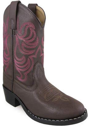 SMOKY MOUNTAIN Smoky Mountain Girl's Monterey Cowboy Boot Toddler