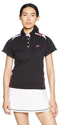 Yonex (ヨネックス) - (ヨネックス) YONEX LADIES レディースシャツ(スリムロングタイプ) 20264 007 ブラック O