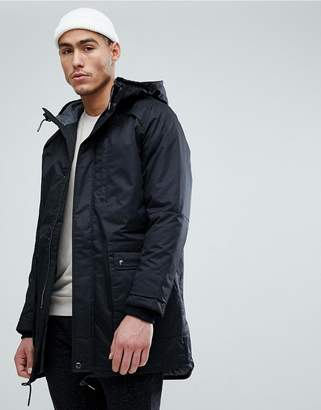Selected Hooded Parka