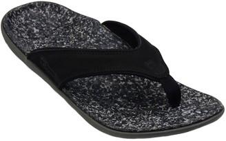 Spenco Men's Yumi Select Orthotic Thong Sandals