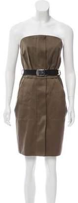 Marc Jacobs Strapless Mini Dress