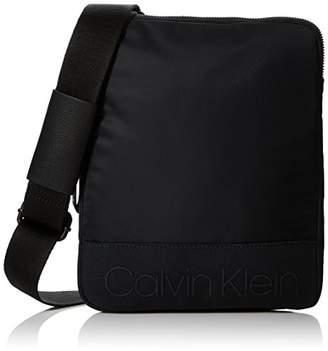 Calvin Klein Jeans Shadow Flat Crossover, Men's Shoulder Bag,2x26x21 cm (B x H T)