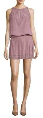 Ramy Brook Hilary Studded Blouson Dress