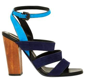 Paul Smith Suede Sandals