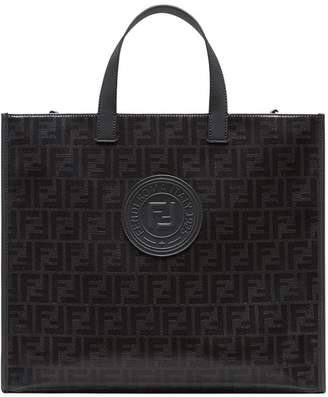 Fendi monogram tote bag