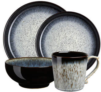 Denby Halo 16-pc Coupe Dinnerware Set