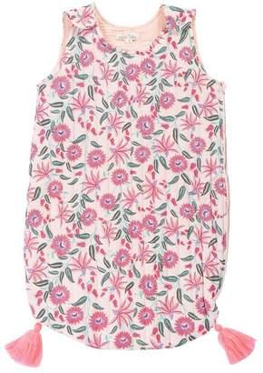 Louise Misha Sleeping Bag In White Flower