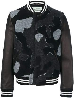 Off-White 'Camou Bomber' jacket