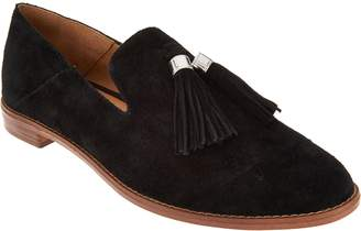 824595db58b Franco Sarto Suede Loafers with Tassels - Hadden