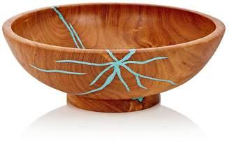 Treestump Woodcraft Mesquite Salad Bowl