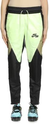 Nike Ah7640 Pant Wvn Qsblack/fluo