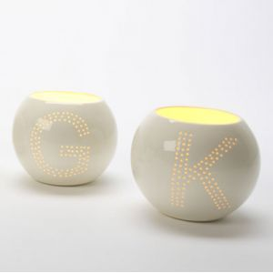 Perch! Letter Candle Ball