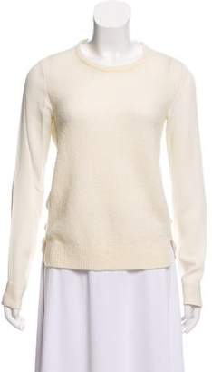 Theory Wool & Silk Blend Sweater