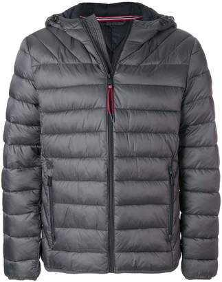 Napapijri hooded padded jacket