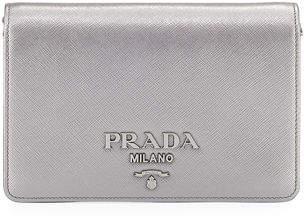 e5c267a9053a6d Prada Small Monochrome Crossbody Bag