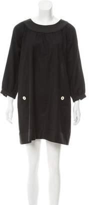 Rag & Bone Long Sleeve Tent Dress