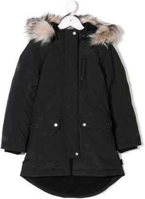 Molo hooded parka coat